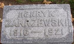 Henry K Zakrzewski