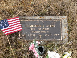 PFC Clarence Leo Ayers