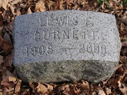Lewis F Burnett