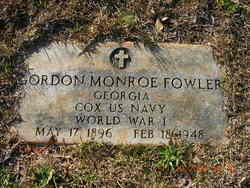 Gordon Monroe Fowler