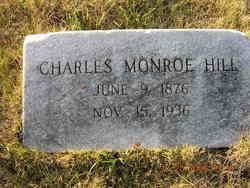 Charles Monroe Hill
