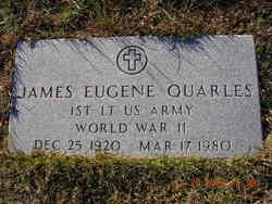James Eugene Quarles