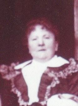Martha Jane <i>Hughes</i> Brocklebank