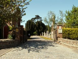 Dovercourt Cemetery