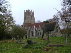 Great Yeldham, St Andrew Churchyard