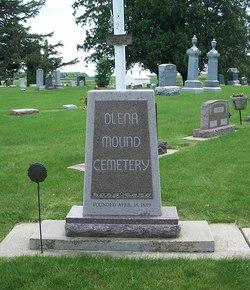 Olena Mound Cemetery