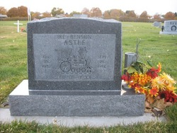 Ike Benson Astle