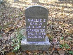 Sallie Carpenter