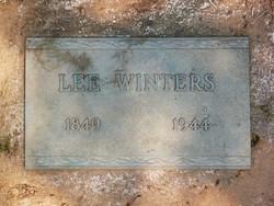 William (Lee) Leander Winters