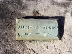 Addie C Adkins