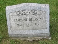 Sarah Caroline <i>Carrie</i> Delaney