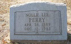 Nollie L Perry