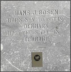 Hans Jensen Bosen