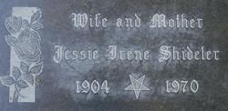 Jessie Irene <i>Ulfers</i> Shideler