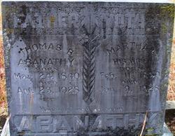 Thomas Byrd Abanathy