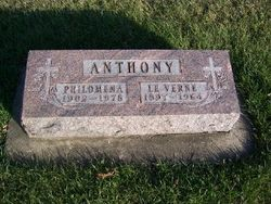 Philomena <i>Foley</i> Anthony
