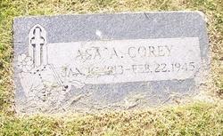 Asa A Corey