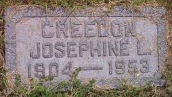 Josephine L Creedon