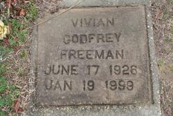 Vivian <i>Godfrey</i> Freeman