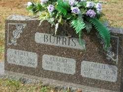 Ethel Dixie <i>Harrison</i> Burris