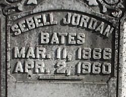 Sebell Jordan Bates