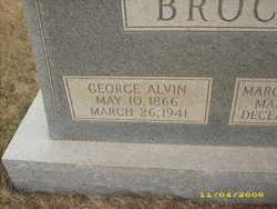 George Alvin Brock