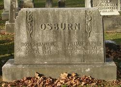 Rosa S. <i>Chapline</i> Osburn