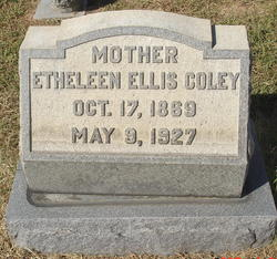 Etheleen <i>Ellis</i> Coley