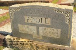 Lillie <i>Latty</i> Poole