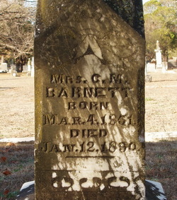 Mrs C. M. Barnett