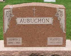 Alfred Joseph Aubuchon