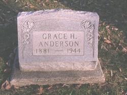 Grace <i>Howard</i> Anderson