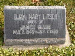 Eliza Mary <i>Litson</i> Glade