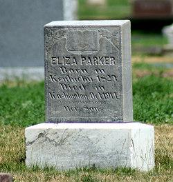 Eliza Jane <i>Lincks</i> Parker