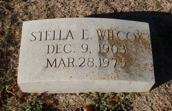 Stella E. Wilcox