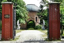 Alter Domfriedhof St. Hedwig
