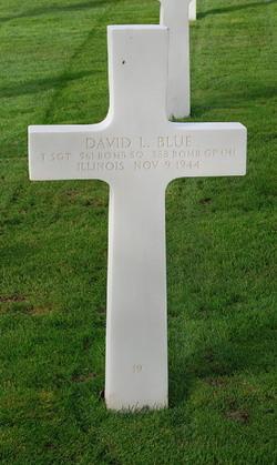 TSgt David Leonard Blue