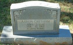 Aaron Gresham