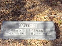 James A Steele