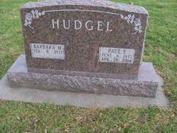 Paul V Hudgel