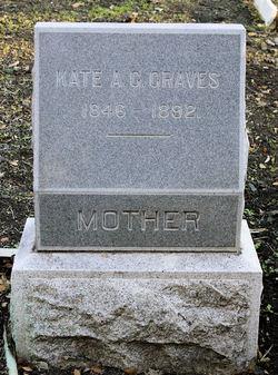 Catherine A. Kate <i>Gill</i> Graves