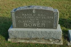 Harold Ball Bower