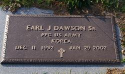 Earl Judson Dawson, Sr