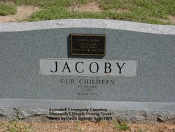 Harry Lee Jacoby