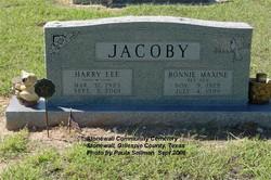 Bonnie Maxine <i>Hey</i> Jacoby