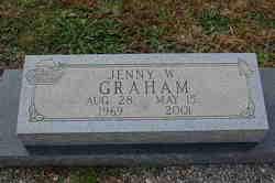 Jenny W Graham