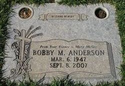 Bobby M. Anderson