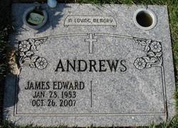 James Edward Andrews