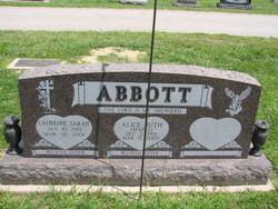 Alice Ruth <i>Mapes</i> Abbott