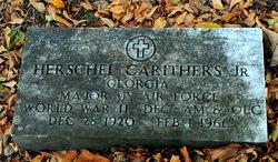 Maj Herschel Carithers, Jr